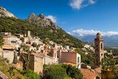 Lumio près de Calvi : Les plus beaux villages perchés de France - Linternaute