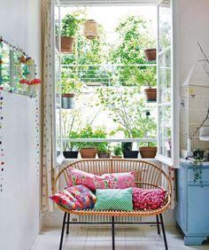 Homespun Style @selina lake