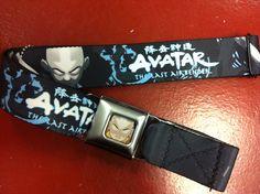 Avatar Seatbelt Belt