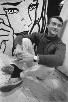 Roy lichtenstein and Search on Pinterest