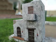 Belen artesanal: Catálogo de construcciones