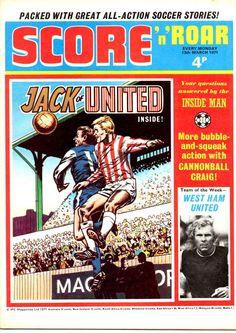 Football Art, World Football, West Ham Team, Inside Man, English Football League, Young Lad, 13 March, Modern Games, Morning Cartoon