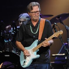 Eric Clapton is 70 years old today