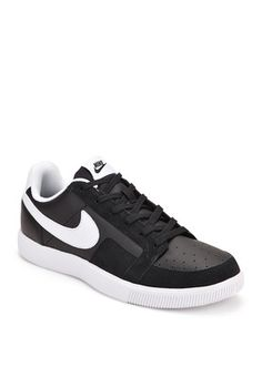 27434793f28 Dynasty Lite Low Lthr Black Sneakers Exuding class and a high fashion  appeal