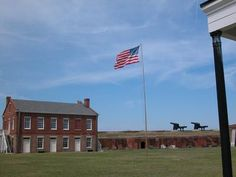 Fort Clinch Flag