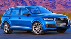 New Audi q7 2016 is the new car from Audi company.