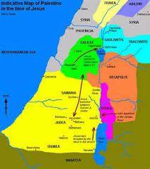 Mapa De Jerusalen En Los Tiempos De Jesus Entra En Pollino Buscar Con Google Map River North Phoenicia