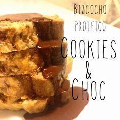 1000 Fit Meals: #56 Bizcocho Cookies & Choc
