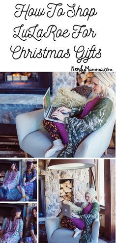 Maybe you have heard of LuLaRoe taking the fashion world to the most comfortable level possible. Maybe you haven't heard but someone asked for either a Cassie, leggings, Carly, or an Ana on their Christmas wishlist.