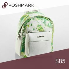 Calvin Klein backpack Brand new with tag small backpack from Calvin Klein Calvin Klein Bags Backpacks
