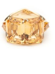 A & Furst Marrakech Citrine Ring by A+Furst  from Amanda Pinson Jewelry
