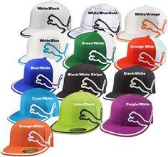 f0de4401706 Puma Ricky Fowler Hat  onlygolfapparel Rickie Fowler