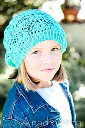 Ravelry: Kiss of Frost Hat pattern by Elena Nodel