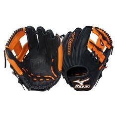 Mizuno MVP Prime Special Edition GMVP1177P SE 11.75″ Baseball Infield Glove – Black & Orange « Ever Lasting Game