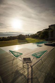 #Terrasse #Piscine Fingal Residence par JAM #Architecture