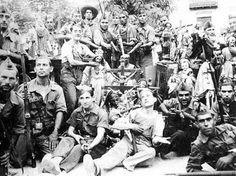 Las columnas Durruti y Ortiz consiguen su primer éxito militar al conquistar la ciudad de Caspe.