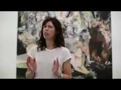 theartVIEw - Cecily Brown at Essl Museum - YouTube