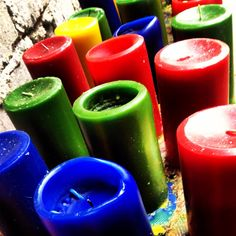 Color candels