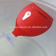 Waterproof Bluetooth Speaker Wireless Portable Whale Shape Sucking Wireless Bluetooth Speaker with LED Light