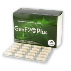 GenF20 Plus HGH, Human Growth Hormone Releaser, Albion Medical
