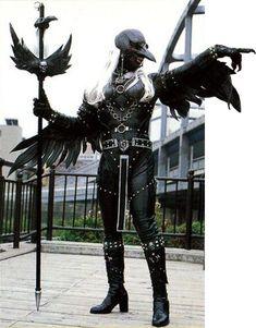 Alien Suit, Power Rangers Ninja Steel, Kamen Rider Wiki, Japanese Superheroes, Monster Costumes, Monster Concept Art, Monster Design, Cinema Posters, Fantasy Armor