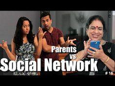 Parents vs Social Network