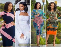 15 Pictures – Great and Amazing Fashion and Styles for Work and Wedding (Serwa Amihere)