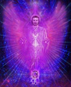 """SAINT GERMAIN is always associated with the color violet, the jewel amethyst. He is also regarded as the """"Chohan of the Seventh Ray"""". According to Theosophy, the Seven Rays are seven metaphysical principles that govern both individual souls and the unfolding of each 2,158 year long Astrological Age..............PARTAGE OF JEFF ANDREWS..........ON FACEBOOK........"""