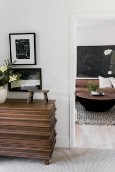 Brokentop VRBO — Light & Dwell Walnut Dresser, Fresh Farmhouse, Service Design, Home Remodeling, Minimalism, Kitchen Design, Family Room, Bedroom Decor, House Styles