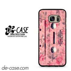 Lana Del Rey Pink Tape DEAL-6335 Samsung Phonecase Cover For Samsung Galaxy S7 / S7 Edge