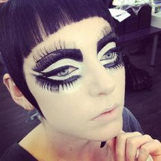 Chereine Waddell Makeup Artist | Fantasy and Avant Garde Makeup
