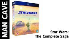 Man Cave: Star Wars: The Complete Saga