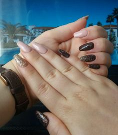 #nailart  #nails #glitter #glitternails