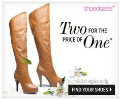 FREE Shoe Dazzle Membership | Closet of Free Samples