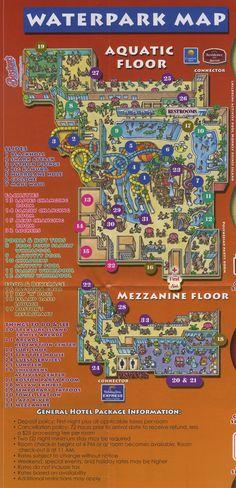 splash lagoon erie pa | Splash Lagoon - 2008 Map