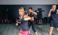 Interval Kickboxing Class: Cardio, Strength, Core