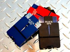 Black Ops wallet | #Prefundia