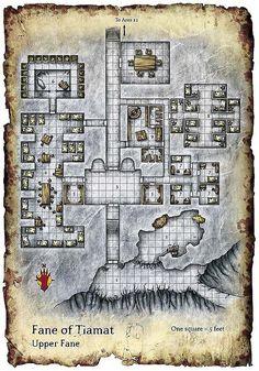 Cave headquarters