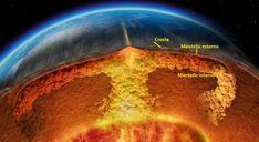 Uno studio dimostra che l'acqua nel mantello superiore della Terra non influenza le onde sismiche: questo mette in discussione molte delle nostre conoscenze su tettonica, vulcani e terremoti.