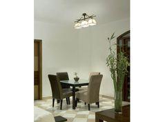 Aplique de techo o plafón Blanca 4161, diseño en forja clásica pero con estilo moderno, que combina tanto líneas curvas como rectas. Es de Decorluc  http://www.aqdecoracion.es/lampara-de-techo-plafon-de-forja-y-lineas-rectas-y-sinuosas-blanca-4161_1071.html  #lamparasdeforja #lamparasdehierro #decorluc #lamparasmodernas #decoracion #decoraciondelhogar #lamparasdecorativas #iluminaciondecorativa #decor #homedecor #homedesign