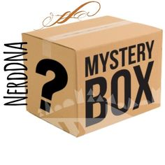 Nerd's handcrafted Premium Mystery box. My premium boxes are crafted jewelry boxes made from old photo boxes. They take 1 day to process b/c I handcraft them based on the user. I fill them with $40 bucks of beauty fashion  jewelry items I feature on NerdDNA. Ill do a survey after purchase for shoe and clothing sizes also your favorite color.  You will absolutely love the surprise. Mystery boxes will never contain liquids used/unused panties nail polish, books, men's, children's, stuff or any…