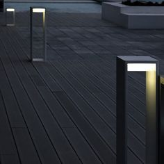 *outdoor lighting, landscape design, urban design, decks*  - Frame Floor Lamp - B.Lux -