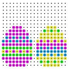 thema pasen kralenplank - Google zoeken