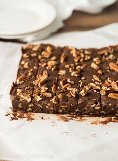 This quick and easy Last Minute Fudge Recipe will knock your socks off! Ready in just minute!