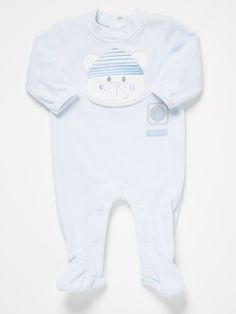 NBU CRD VEL RMP | Rompers | Baby | Best and Less