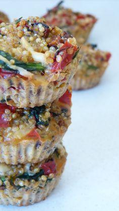 muffins quinoa 1