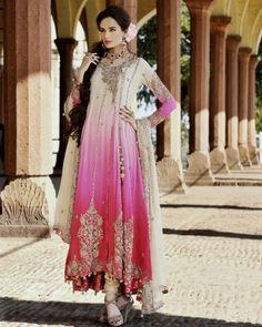 Very Beautiful Dress #Pakistan #Fashion