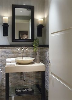 These Half Bathroom Remodeling Ideas Can Inspire A Transformation That Is Sure To Impress Guests And Family Members Like