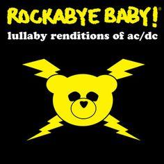 Image of Rockabye Baby! AC/DC