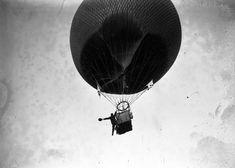 O Balão Nacional, uma ascenção no velódromo, 2 O Balão Nacional, uma ascenção no velódromo, 20 de Maio de 1906, fotógrafo n/i, in a.f. C.M.L.